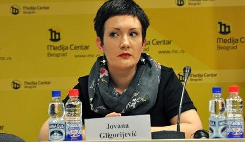 Grupa Novinarke protiv nasilja: Zahtevamo hitnu reakciju države zbog pretnji Jovani Gligorijević 3