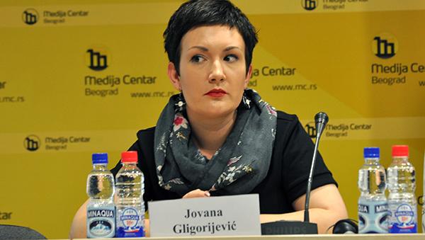 Grupa Novinarke protiv nasilja: Zahtevamo hitnu reakciju države zbog pretnji Jovani Gligorijević 4
