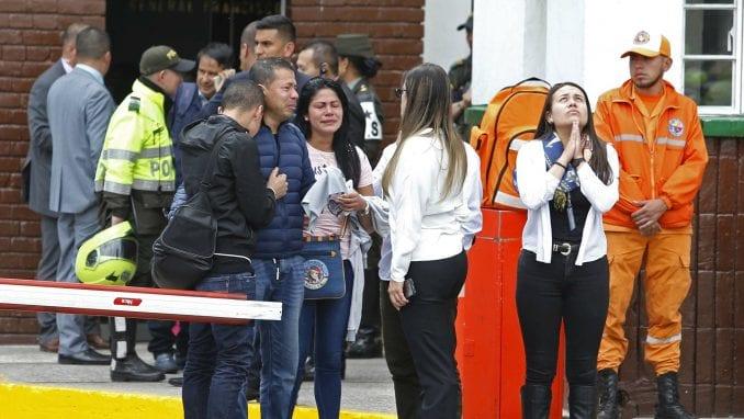 Kolumbija: U bombaškom napadu ubijena 21 osoba 1
