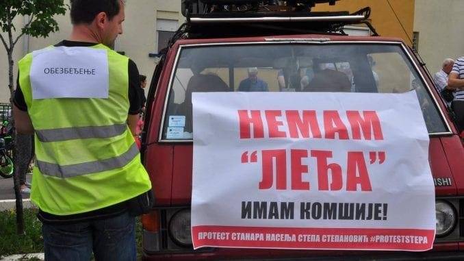 Naselje Stepa Stepanović: Građanski aktivizam je ostao čist i neukaljan 1