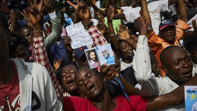 Kongo: Feliks Čisekedi proglašen za predsednika, odbčene žalbe 1