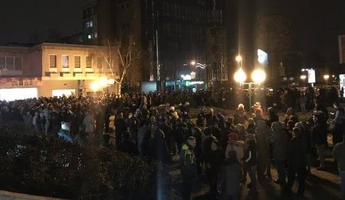 """Sutra u Kragujevcu drugi građanski protest """"Budi jedan od pet miliona"""" 2"""