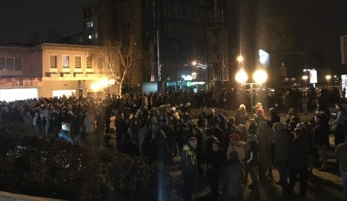 """Sutra u Kragujevcu drugi građanski protest """"Budi jedan od pet miliona"""" 3"""