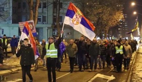 U Kragujevcu u subotu 29. uzastopni protest protiv režima Aleksandra Vučića 14
