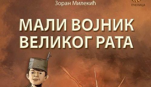 Prvi roman i strip za decu sa tematikom iz Prvog svetskog rata 1