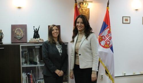 Kuburović sa ambasadorkom Australije o pravosudnoj saradnji dveju država 2