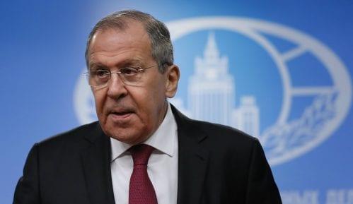 Lavrov: EU ne treba da zahteva od Srbije da se opredeljuje između Moskve i Brisela 11