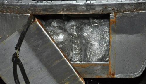 Zaplenjeno više od 24 kilograma marihuane na Batrovcima 4