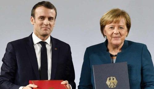 U Parizu naredne nedelje sastanak Makrona, Merkelove, Sija i Junkera 5