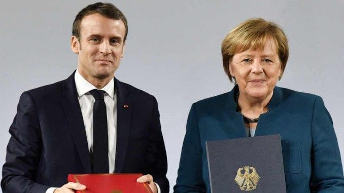 Pohvale, ali i strahovi da nemačko-francuski ugovor donosi upravu nad EU 1