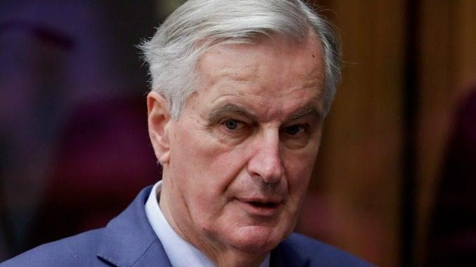 Barnije: Posle Bregzita EU spremna za trgovinski sporazum sa Britanijom 2