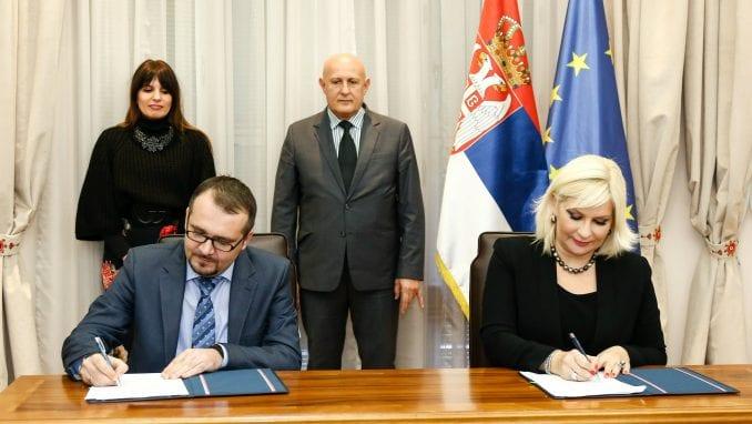 Mihajlović: Potpisan ugovor o smanjenju rizika od pranja novca 1