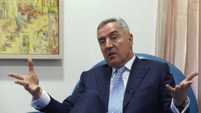 Đukanović: Grozna manipulacija autokefalnošću CPC 1