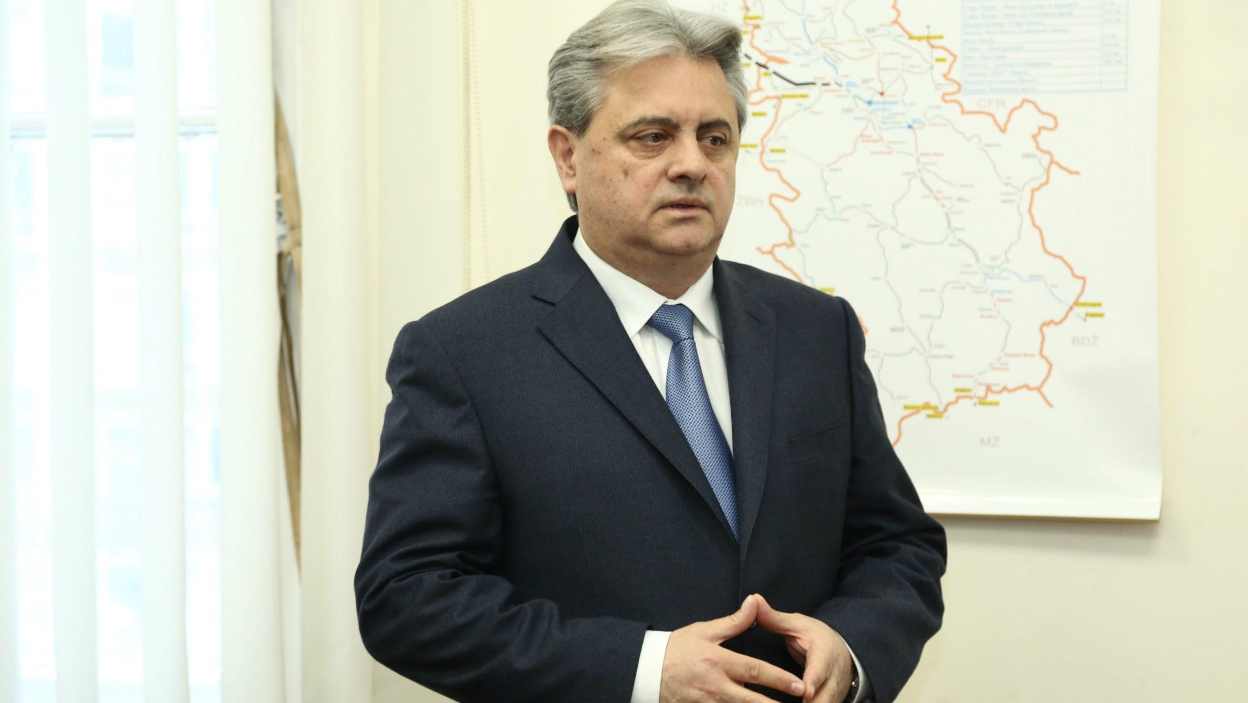 Jevtić: Krivi vozači, ne Železnice 1