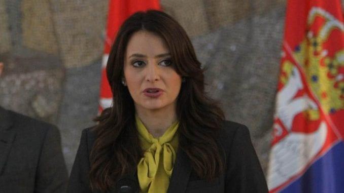 Kuburović u UN kritikovala uslovljavanje evrointegracija Srbije saradnjom sa Mehanizmom 4