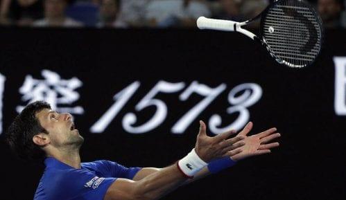 Novak Đoković rutinski do drugog kola AO 3