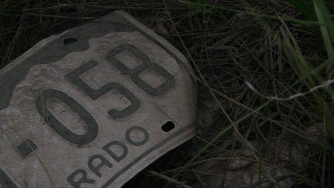 """Registarska tablica """"odala"""" lopove iz Obrenovca 1"""