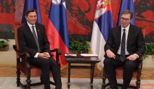 Vučić i Pahor: Odlaže se sastanak procesa Brdo-Brioni zbog epidemije 8