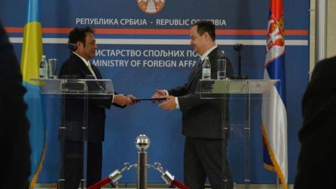 Palau uručio notu Srbiji: Preispitujemo odluku o priznanju Kosova 2