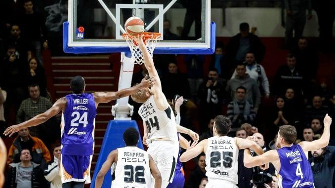 Partizan pobedio Mornar košem u poslednjoj sekundi 1
