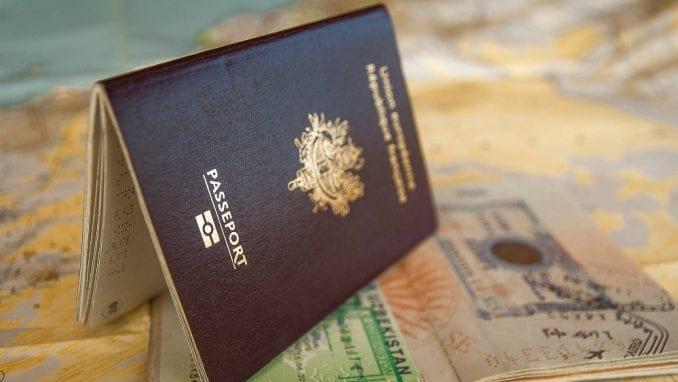 Najmoćniji pasoši Japana i Singapura, srpski na 41. mestu 5