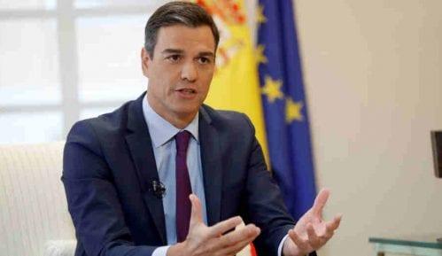 Španski premijer Pedro Sančez rizikuje sa usvajanjem budžeta 8