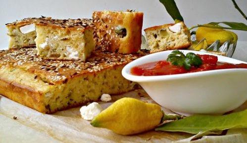 Recept nedelje: Pita sa kiselim krastavcima 5