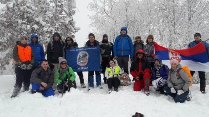Svetosavski pohod na Crni Vrh okupio planinare iz cele Srbije 1