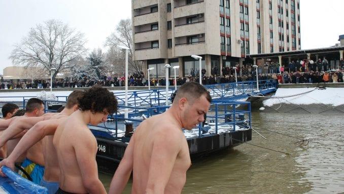 Plivanje za časni krst u Kladovu, Boru i Zaječaru 1