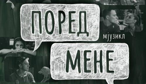 """Mjuzikl """"Pored mene"""" za 11 dana 200.000 pregleda 6"""