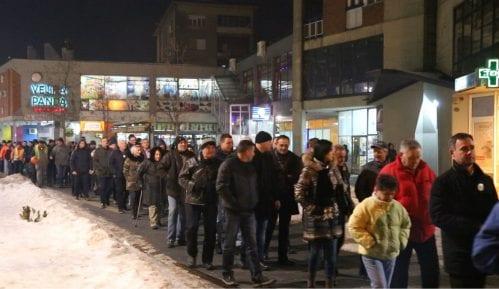 U Trsteniku održan prvi protest protiv diktature 14