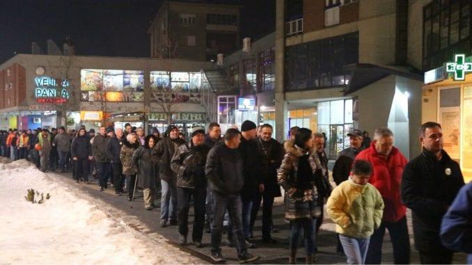 U Trsteniku održan prvi protest protiv diktature 1