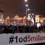 """Organizatori protesta """"Jedan od pet miliona"""" traže sastanak sa direktorom RTS 3"""