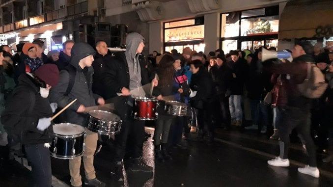 Liberasion: U Beogradu protesti jer je svima dosta 1