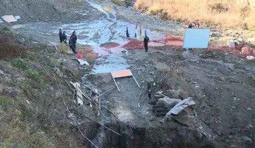 Južne vesti: Izgoreo magacin na gradilištu mini hidroelektrane u Rakiti 7