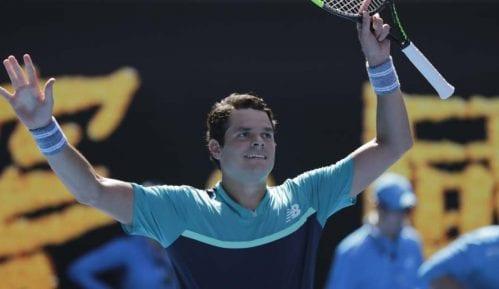 Raonić u četvrtfinalu Australijan opena 6