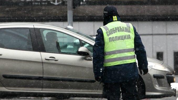 Iz saobraćaja isključena 24 vozača zbog nasilničke ili vožnje pod dejstvom psihoaktivnih supstanci 5