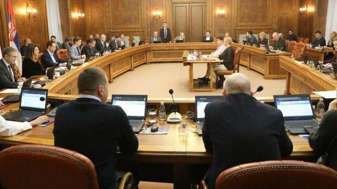 Srbija najlošije ocenjena u oblasti kontrole izvršne vlasti 1