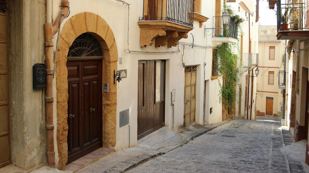 Sicilija: Kasteldača, tirenski smiraj 1