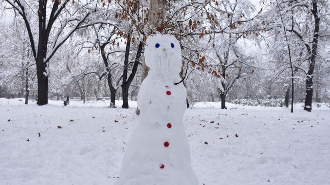 U Srbiji sutra sneg, RHMZ upozorava na formiranje visokog snežnog pokrivača 6