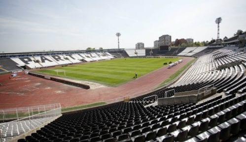 Na stadionu Partizana održana komemoracija poginulima u padu aviona 1958. 10