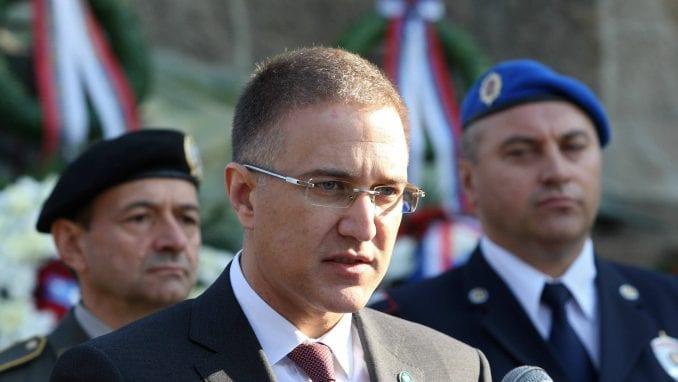 Stefanović: Kazniti sve koji su danas napali policijske službenike 1