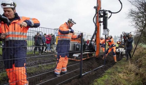 Danska počela gradnju ograde na granici s Nemačkom zbog svinjske groznice 6