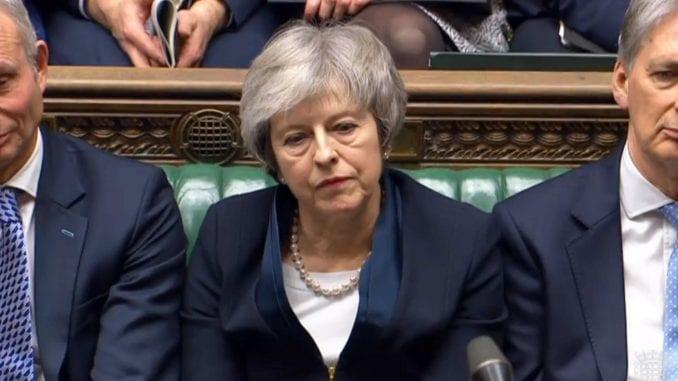 Tereza Mej optužila vladu da preti integritetu Velike Britanije 2