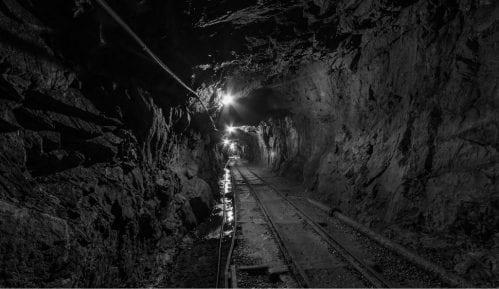 """Protest rudara rudnika """"Trepča Jug"""", traže neisplaćene zarade 1"""