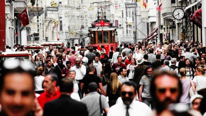 Broj ateista u Turskoj utrostručen za 10 godina 1