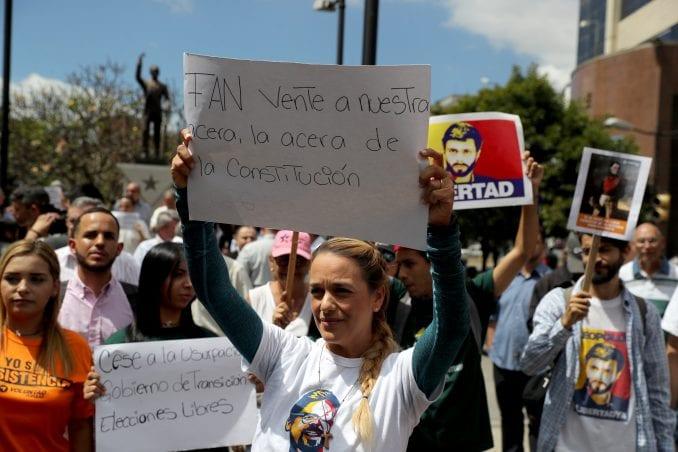 Novi protesti u Venecueli 1
