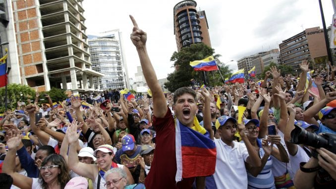 EU pozvala na nove izbore u Venecueli 3