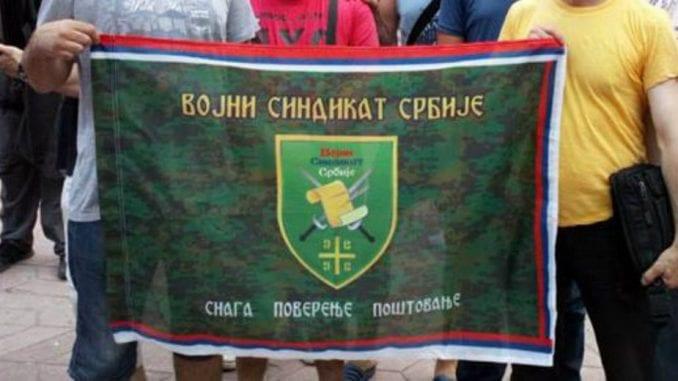 MOR traži od Vlade Srbije da se izjasni o pritiscima na Vojni sindikat Srbije 2