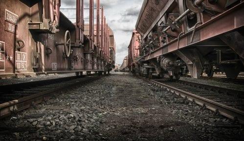 Zbog havarije u prekidu teretni železnički saobraćaj između Srbije i Severne Makedonije 14